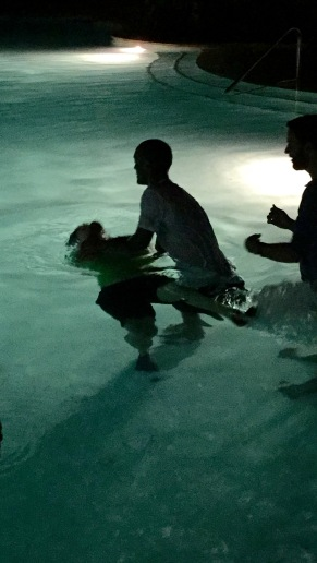 Houston Baptism